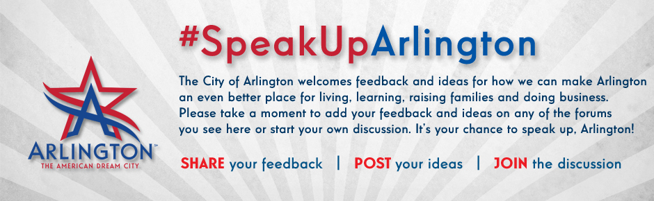 SpeakUp Arlington
