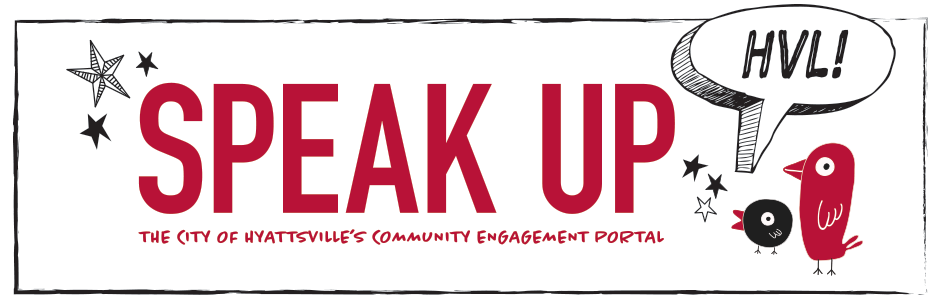 Speak Up HVL