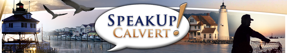 SpeakUp Calvert!