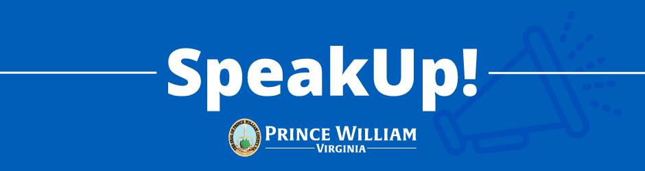 SpeakUp Prince William